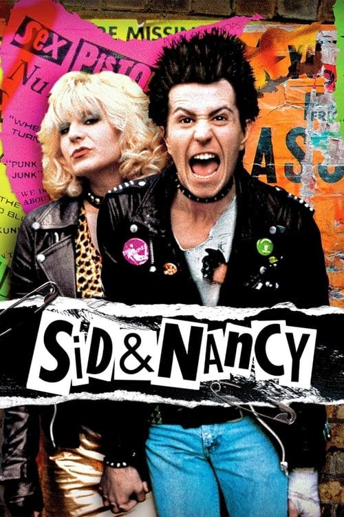 Sid & Nancy - Movie Poster