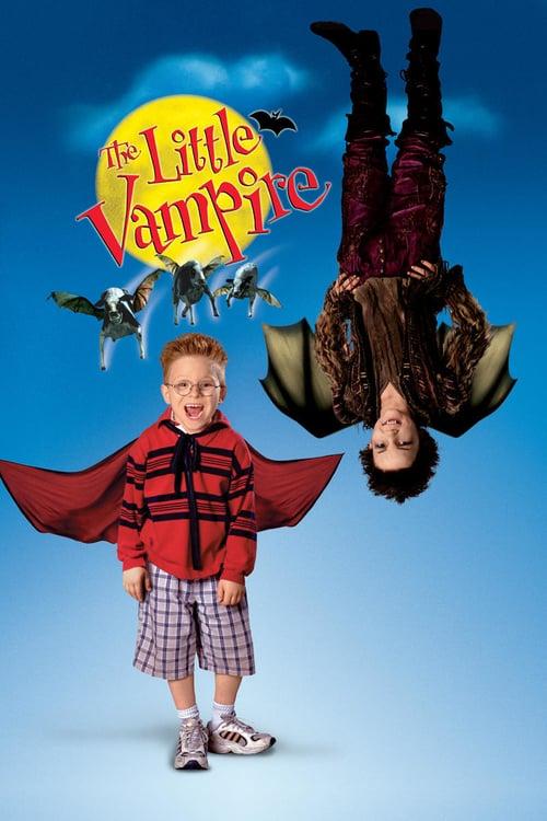 The Little Vampire - Movie Poster