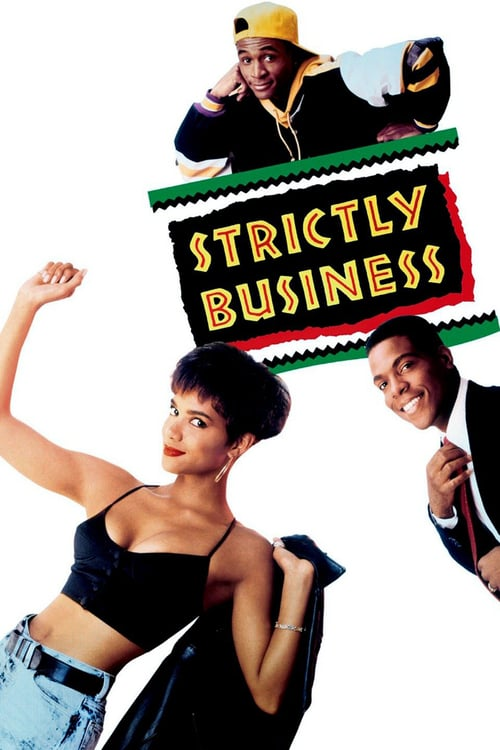 Strictly Business - Movie Poster