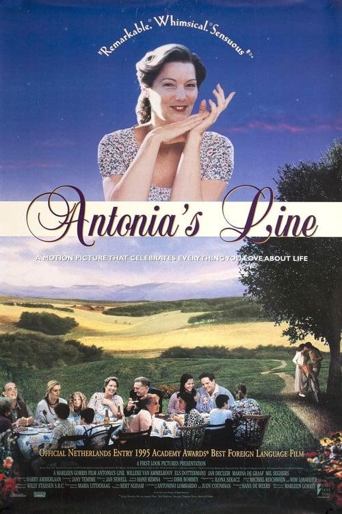 Antonia's Line - Movie Poster