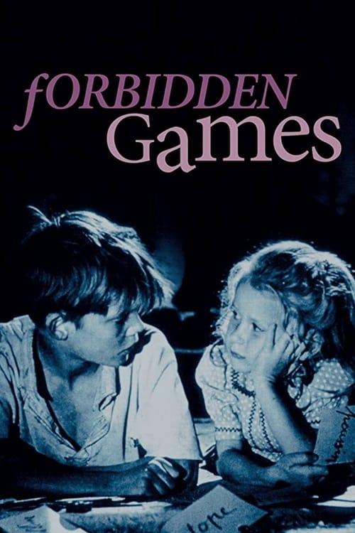 Forbidden Games - Movie Poster