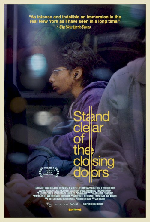 Stand Clear of the Closing Doors - Movie Poster