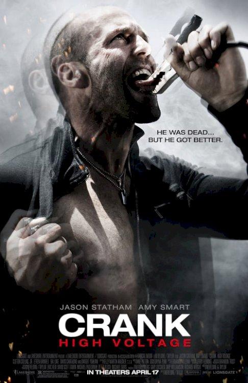 Crank: High Voltage - Movie Poster