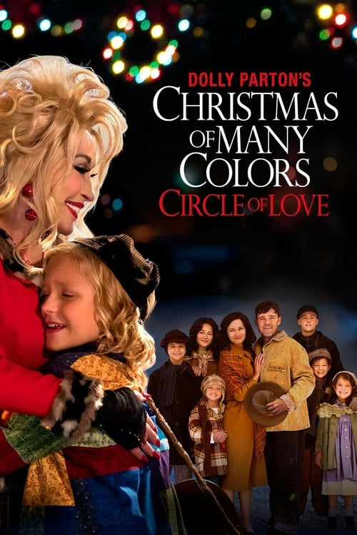 Dolly Parton's Christmas of Many Colors: Circle of Love - Movie Poster