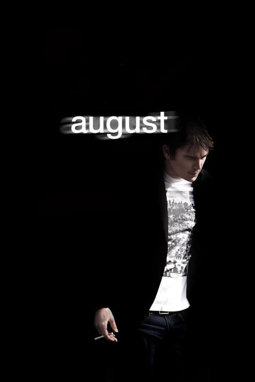 August - Movie Poster
