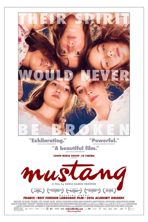 Mustang - Movie Poster