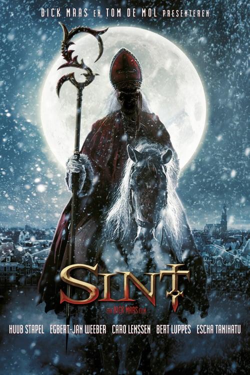 Saint - Movie Poster