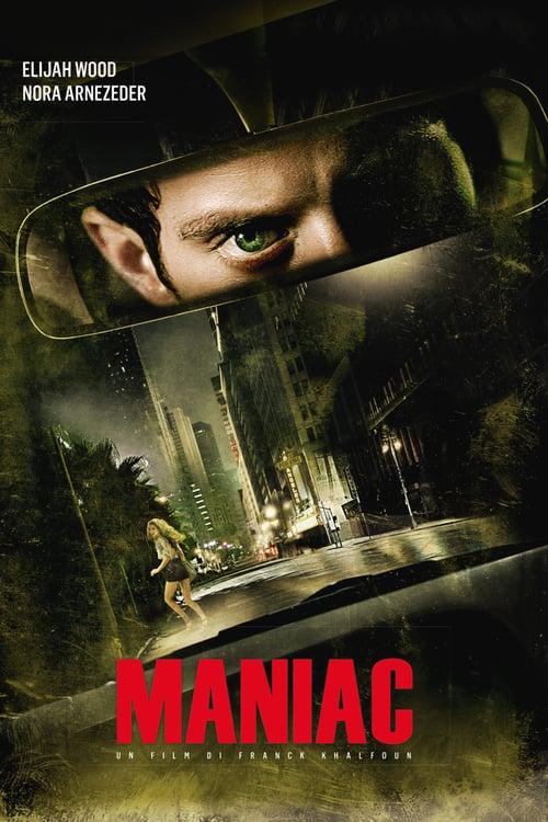 Maniac - Movie Poster