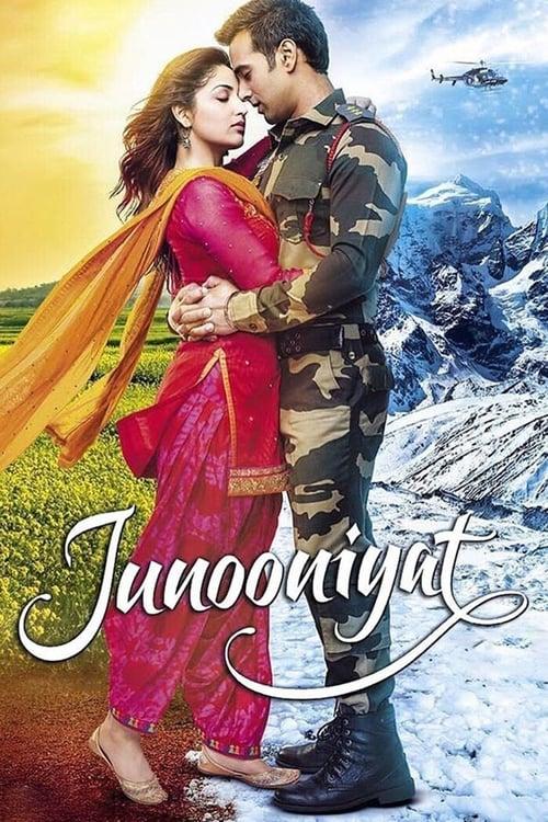 Junooniyat - Movie Poster