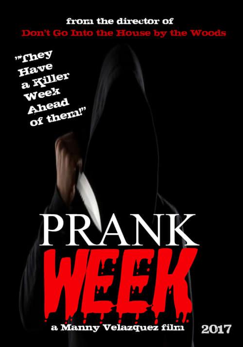 Prank Week - Movie Poster