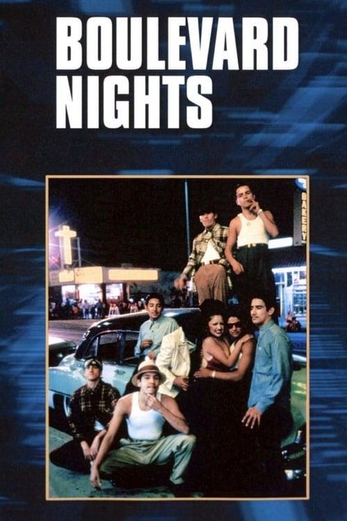 Boulevard Nights - Movie Poster