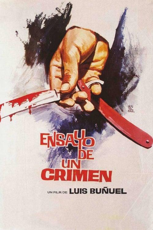 The Criminal Life of Archibaldo de la Cruz - Movie Poster