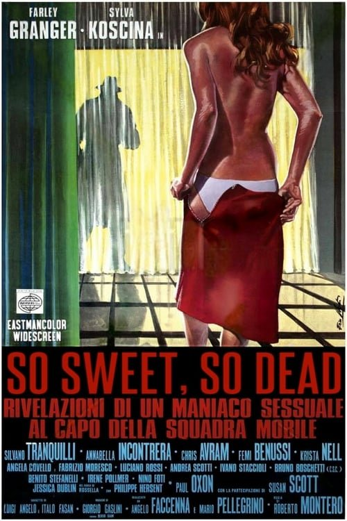 So Sweet, So Dead - Movie Poster
