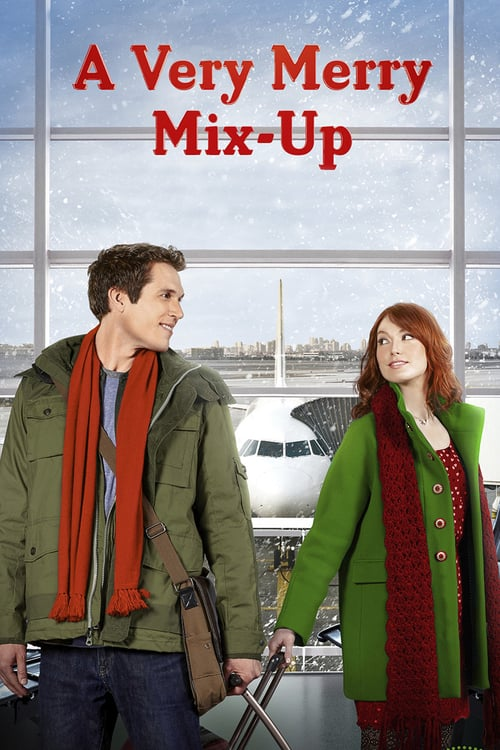 A Very Merry Mix-Up - Movie Poster