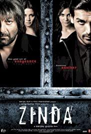 Zinda - Movie Poster