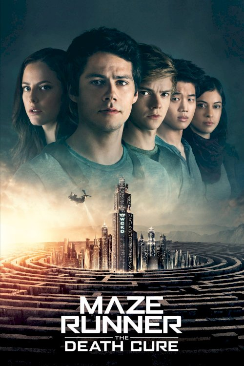 Maze Runner: The Death Cure - Movie Poster