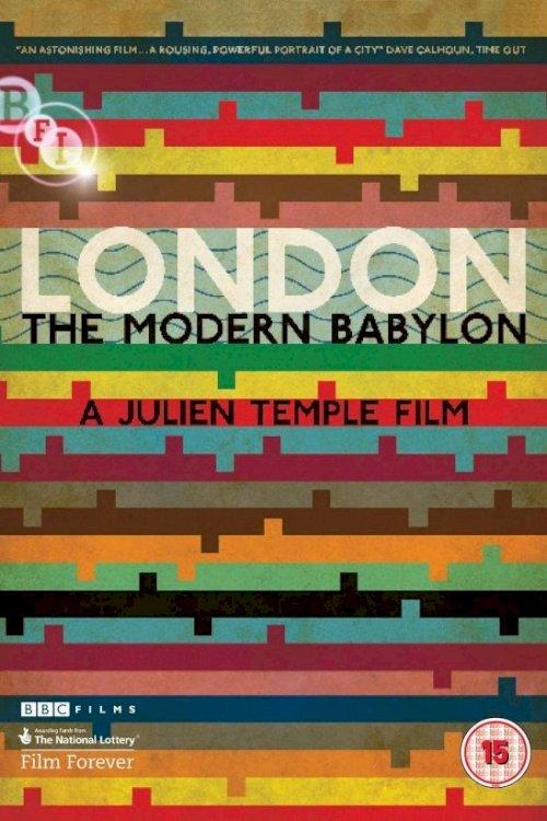 London: The Modern Babylon - Movie Poster