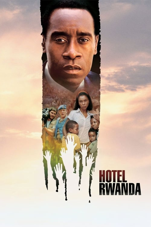 Hotel Rwanda - Movie Poster