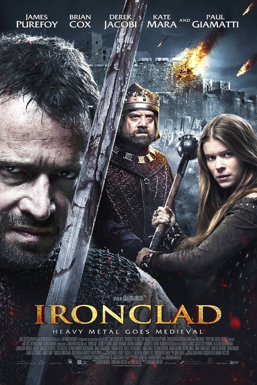 Ironclad - Movie Poster
