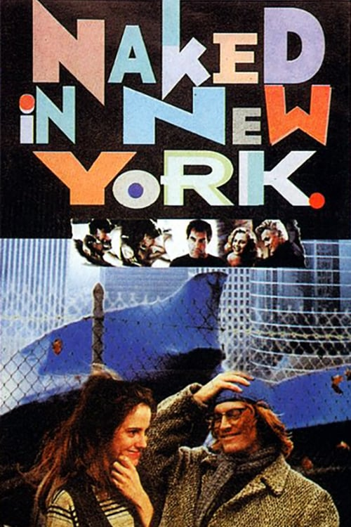 Naked in New York - Movie Poster