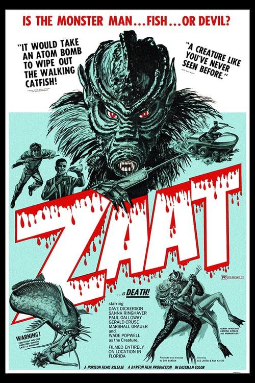 Zaat - Movie Poster
