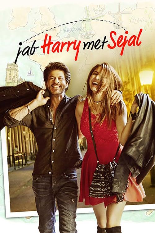 Jab Harry Met Sejal - Movie Poster