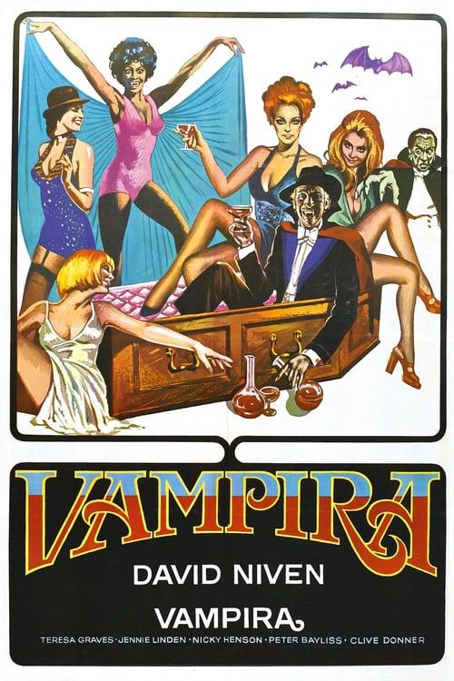Vampira - Movie Poster