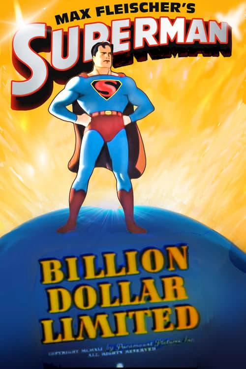 Billion Dollar Limited - Movie Poster