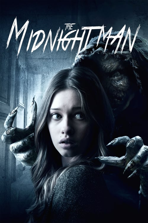 The Midnight Man - Movie Poster