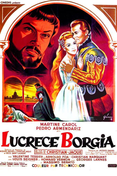 Lucrèce Borgia - Movie Poster
