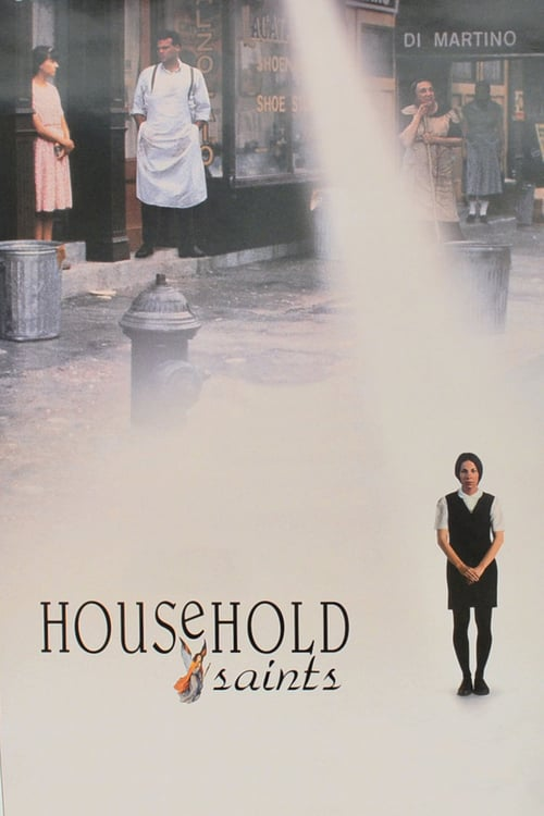 Household Saints - Movie Poster