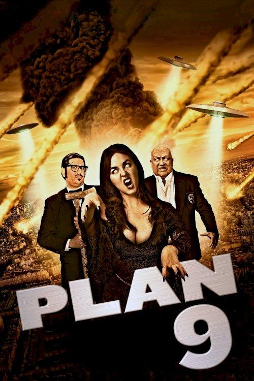 Plan 9 - Movie Poster