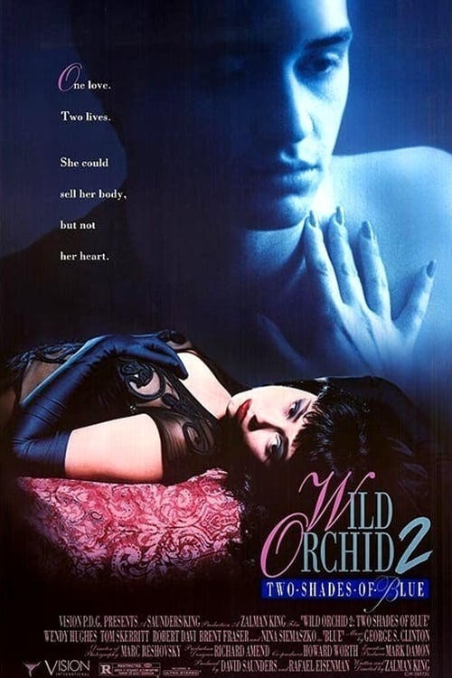 Wild Orchid II: Two Shades of Blue - Movie Poster