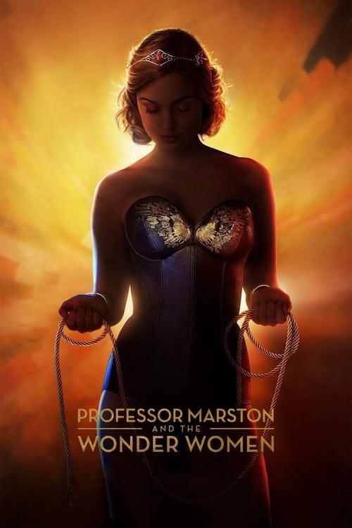 Professor Marston and the Wonder Women - Movie Poster