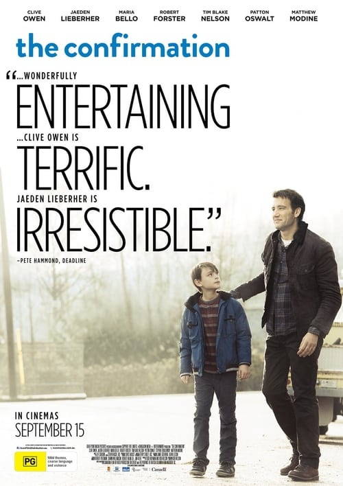The Confirmation - Movie Poster