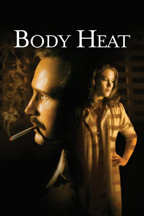 Body Heat - Movie Poster