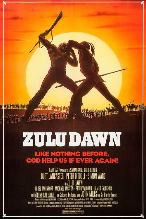 Zulu Dawn - Movie Poster