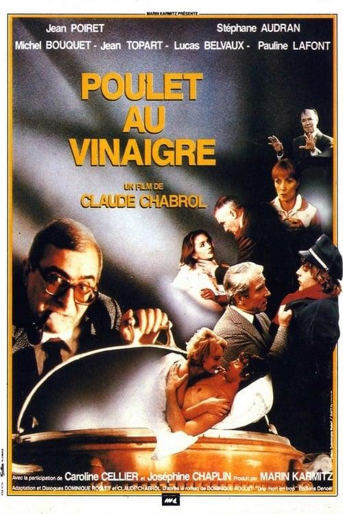 Chicken with Vinegar - Movie Poster