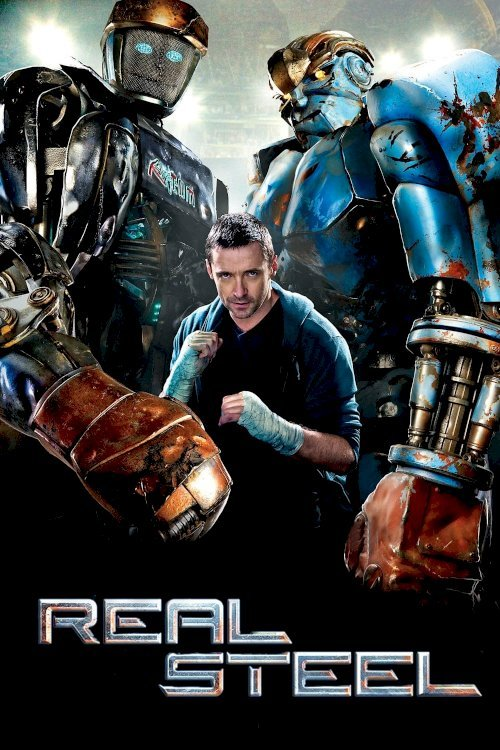 Real Steel - Movie Poster