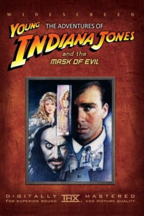 The Adventures of Young Indiana Jones: Masks of Evil - Movie Poster