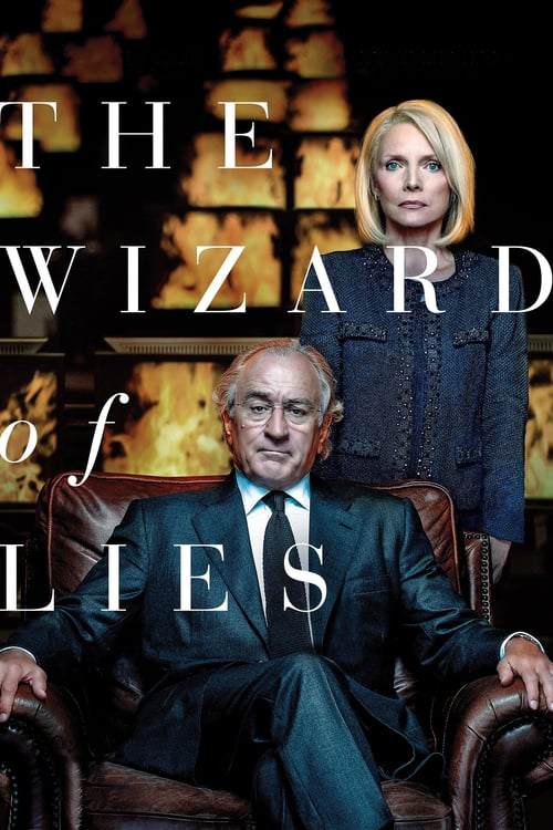 The Wizard of Lies - Movie Poster