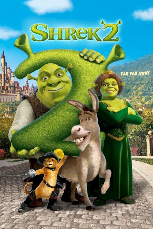 Shrek 2 - Movie Poster