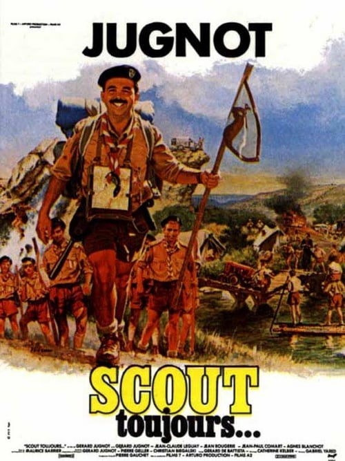 Scout toujours - Movie Poster