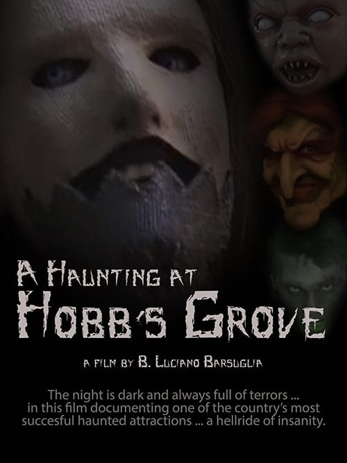 A Haunting at Hobb's Grove - Movie Poster