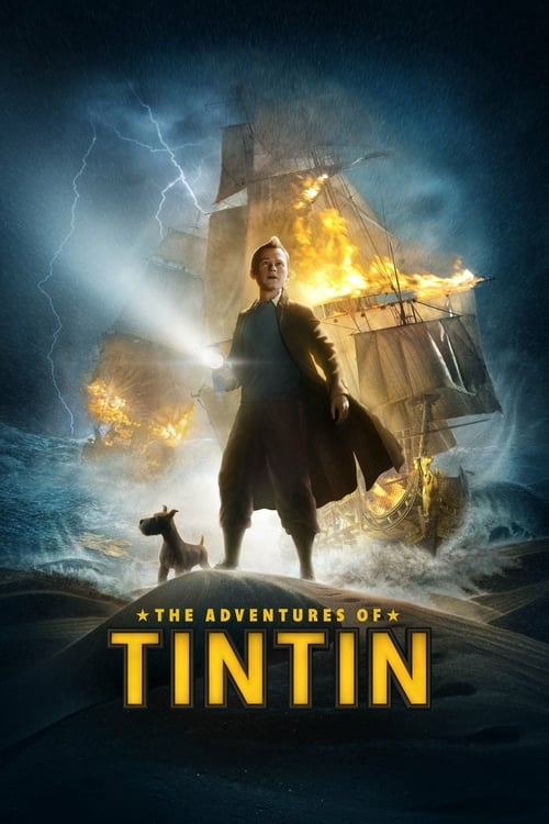 The Adventures of Tintin - Movie Poster