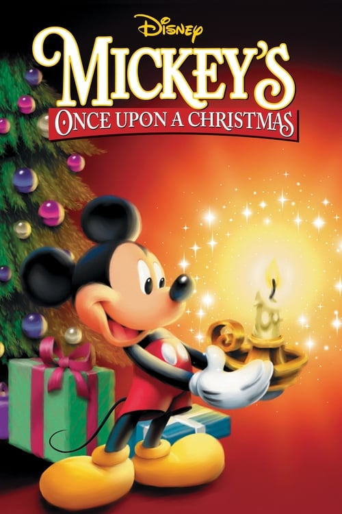 Mickey's Once Upon a Christmas - Movie Poster