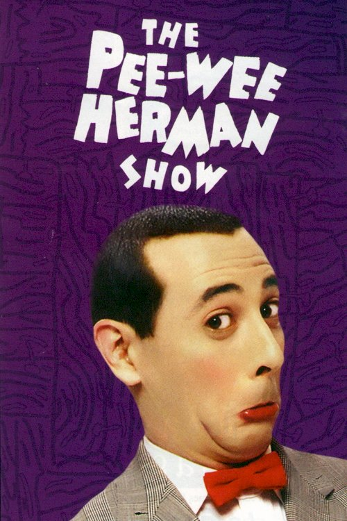 The Pee-wee Herman Show - Movie Poster
