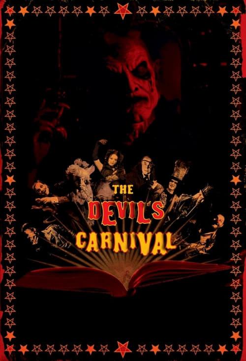 The Devil's Carnival - Movie Poster