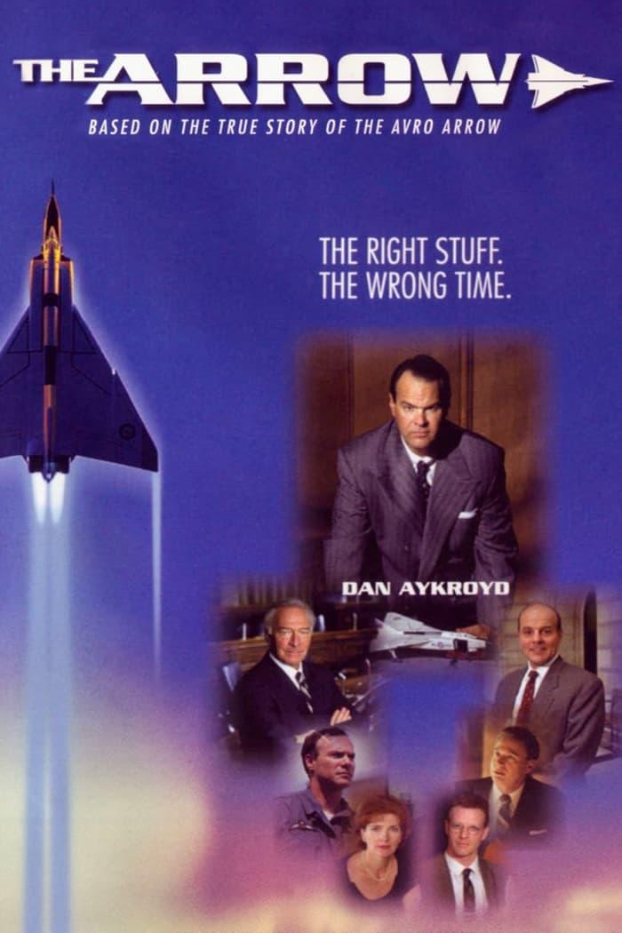 The Arrow - Movie Poster
