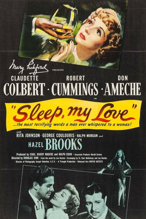 Sleep, My Love - Movie Poster